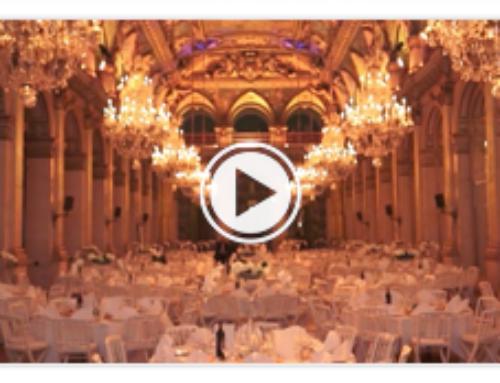 Banquet à l'Hôtel de Ville de Paris