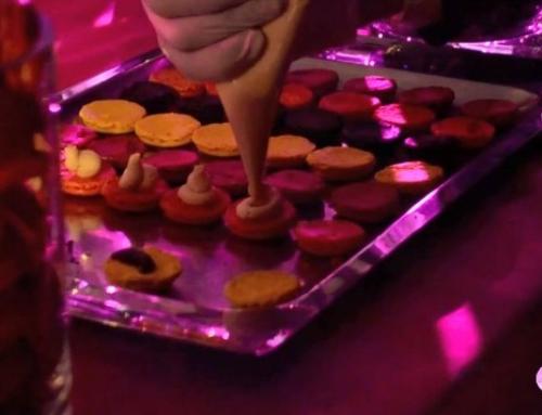 300 Macarons à la Minute