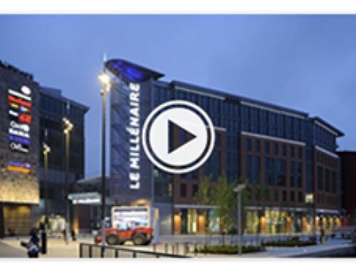 Centre Commercial Le Millénaire