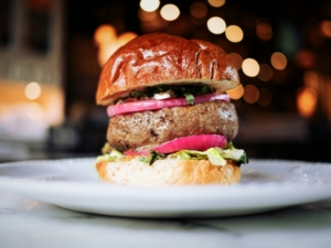 animation burger salé harry traiteur