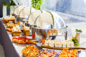 buffet froid Harry Traiteur paris évènementiel